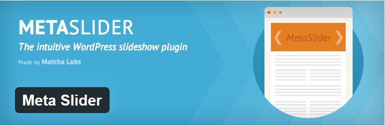 Meta Slider WordPress