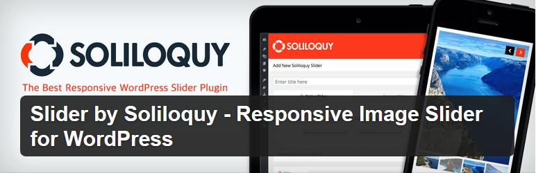 Soliloquy Lite WordPress Slider