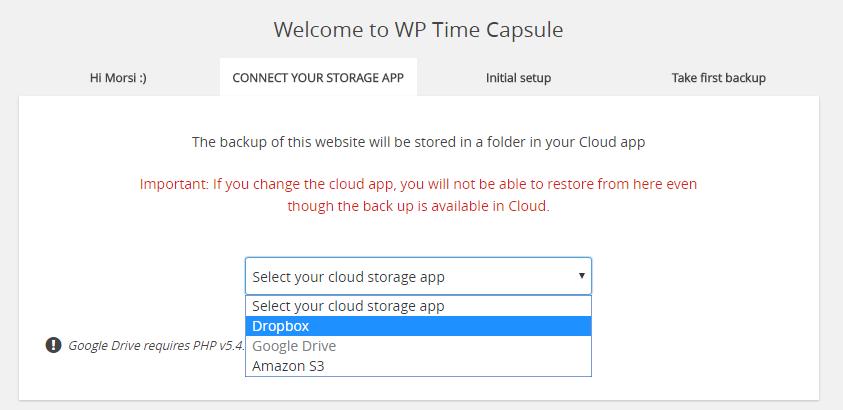 Choisir le cloud