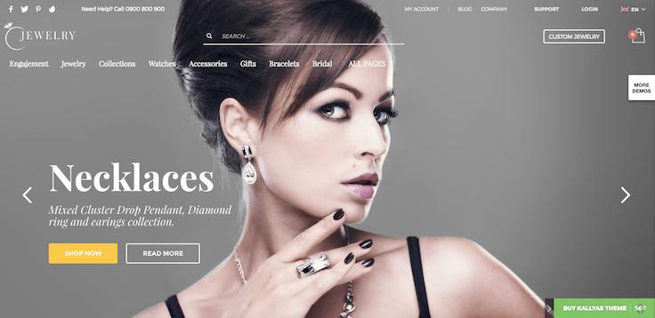 KALLYAS thème WordPress